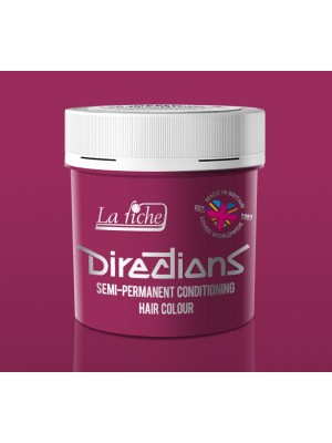 Cerise Directions Semi Perm Hair Dye By La Riche