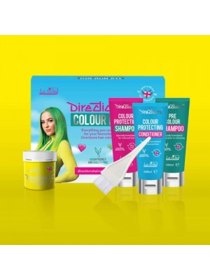Bright Daffodil Directions Hair Colour Kit