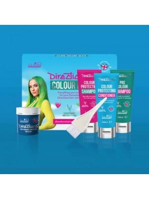 Lagoon Blue Directions Hair Colour Kit