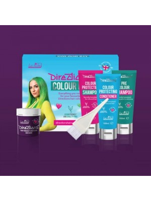 Plum Directions Hair Colour Kit