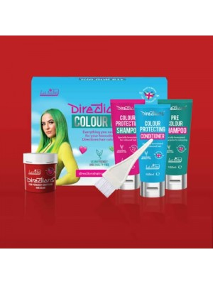 Poppy Red Directions Hair Colour Kit