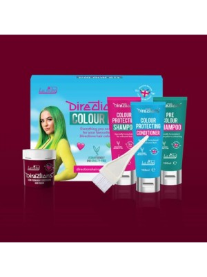 Rubine Directions Hair Colour Kit