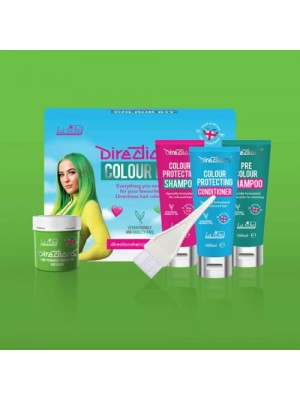 Spring Green Directions Hair Colour Kit