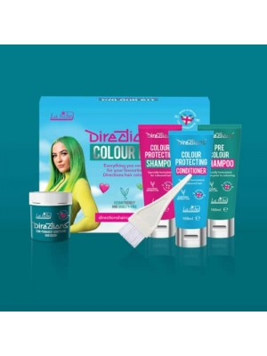 Turquoise Directions Hair Colour Kit