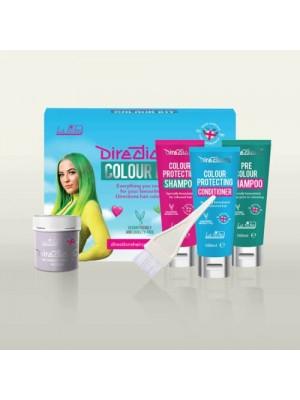 White Toner Directions Hair Colour Kit