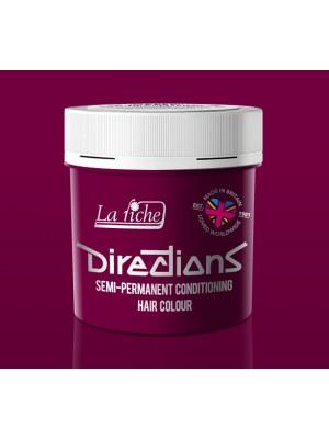 Dark Tulip Directions Semi Perm Hair Dye By La Riche