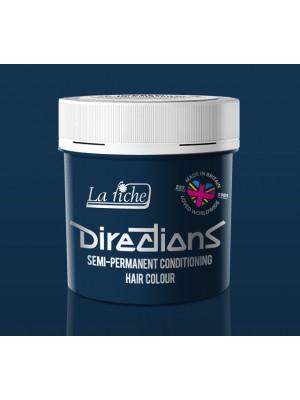 Denim Blue Directions Semi Perm Hair Dye By La Riche