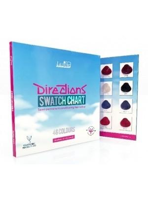 La Riche Directions Colour Chart