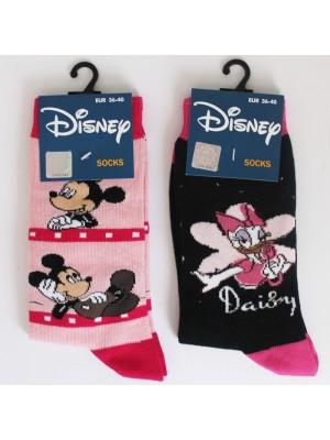 Girls Disney Socks - Assorted