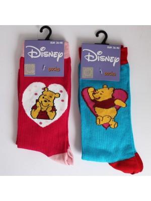 Girls' Disney 'Winnie The Pooh' Socks