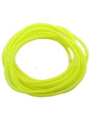 Gummy Bangles - Neon Yellow (12 Packs of 12)