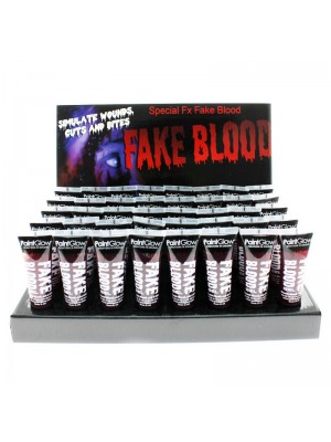 Paint Glow Fake Blood Gel - Full Tray (40 Pcs)