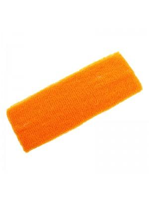 Neon Orange Headbands
