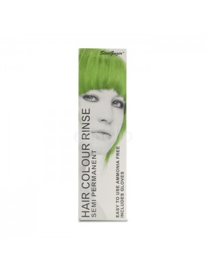 Stargazer Semi-Permanent UV Hair Dye Colour - UV Green