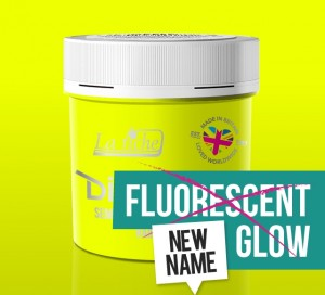 Fluorescent Glow Directions Semi Perm Hair Dye By La Riche
