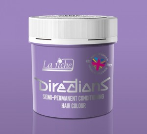 Lilac Directions Semi Perm Hair Dye By La Riche