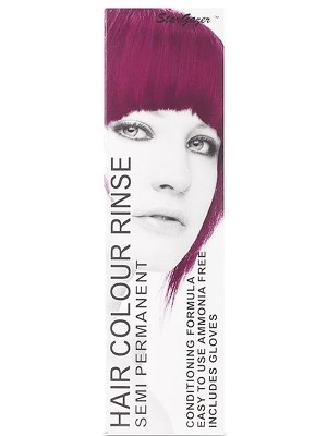 Stargazer Semi-Permanent Hair Dye Colour - Cerise