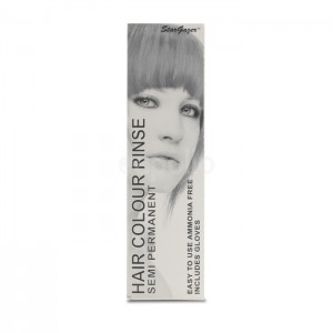 Stargazer Semi-Permanent Hair Dye Colour - Silver Look