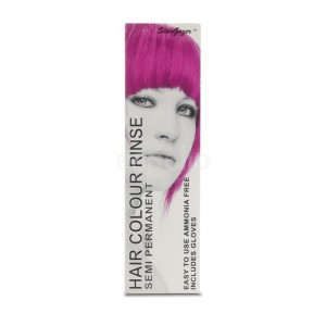 Stargazer Semi-Permanent UV Hair Dye Colour - UV Pink