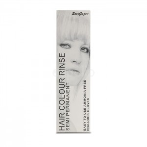 Stargazer Semi-Permanent Hair Dye Colour - White