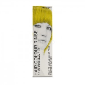 Stargazer Semi-Permanent Hair Dye Colour - Yellow