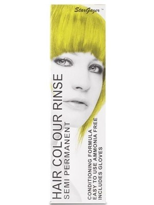 Stargazer Semi-Permanent Hair Dye Colour - Lime