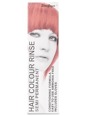 Stargazer Semi-Permanent Hair Dye Colour - Rose Pink
