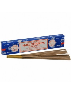 Sai Baba Satya Nag Champa Incense Sticks (40g)