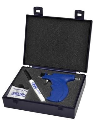 Caflon Blu Ear Piercing Gun Tool Kit Instrument