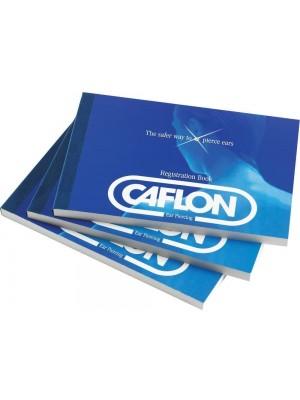 Caflon Blu Range Registration Booklet