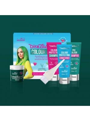 Alpine Green Directions Hair Colour Kit