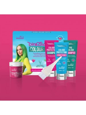 Carnation Pink Directions Hair Colour Kit