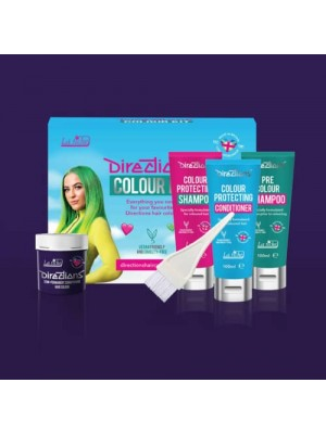 Deep Purple Directions Hair Colour Kit