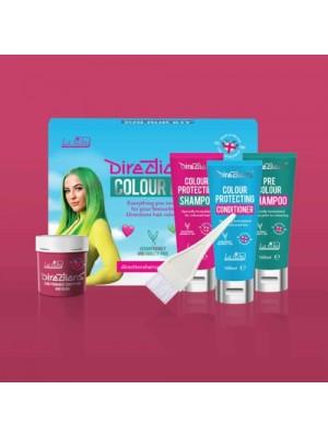 Flamingo Pink Directions Hair Colour Kit