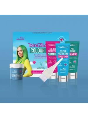 Pastel Blue Directions Hair Colour Kit