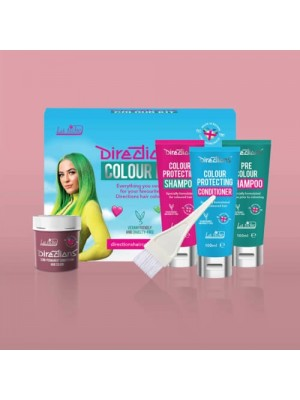 Pastel Pink Directions Hair Colour Kit