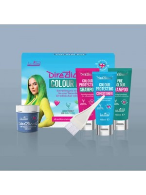 Silver Directions Hair Colour Kit