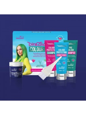 Ultra Violet Directions Hair Colour Kit