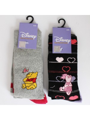 Girls' Disney 'Winnie The Pooh' Knee High Socks