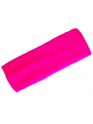 Neon Pink Headbands