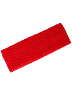 Red Headbands Sweatbands