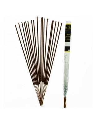 Zam Zam Long burning Fragranced Incense Sticks - (White Linen)